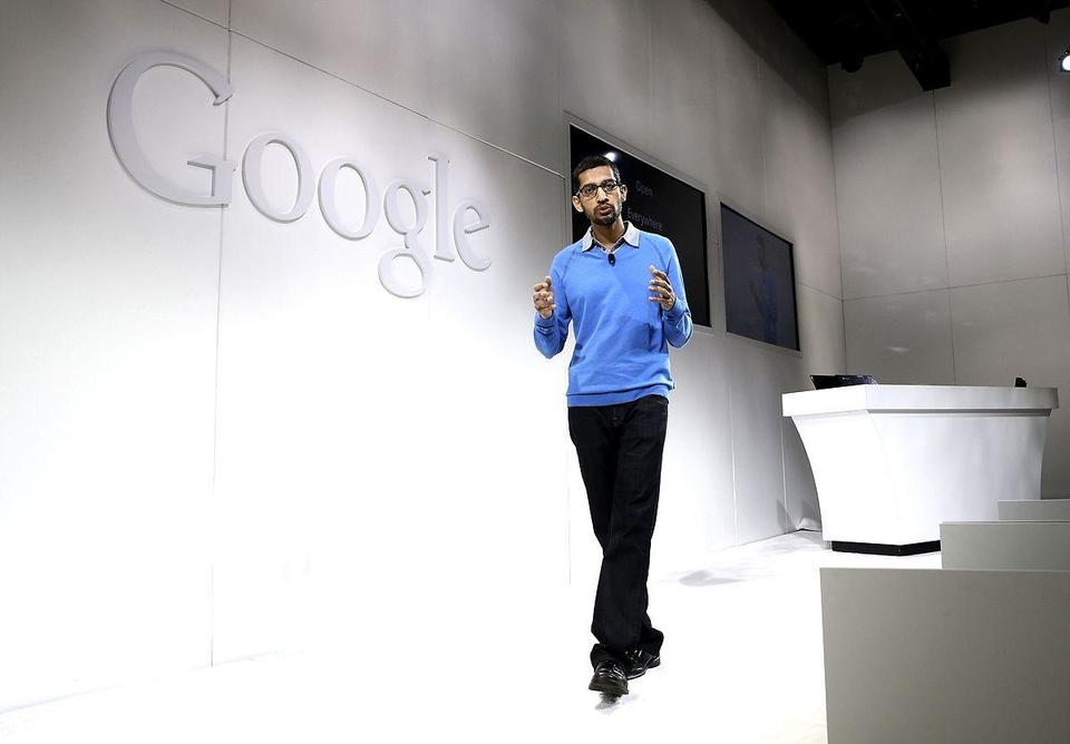 Google co-founders Larry Page, Sergey Brin step down as Pichai named Alphabet CEO