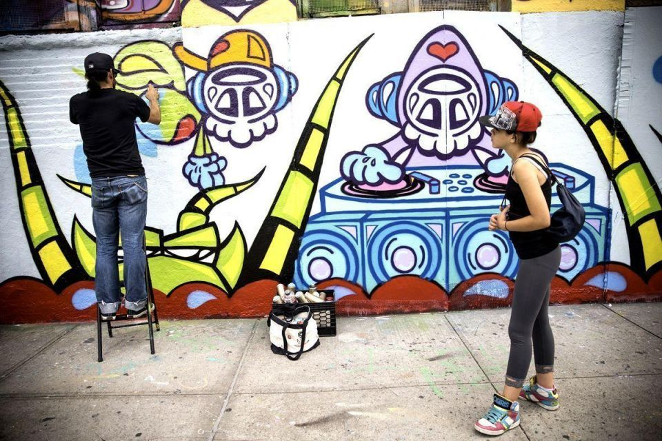 Abu Dhabi launches crackdown on graffiti