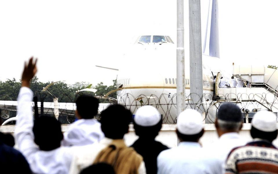 Saudi threatens to ban airlines who leave pilgrims without return flights