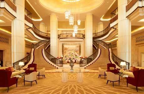 Starwood opens third St Regis hotel in Middle East