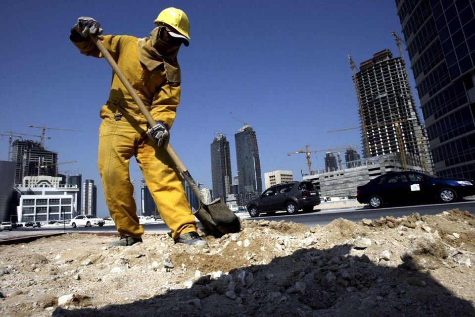 Qatar launches huge new infrastructure project
