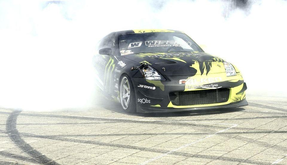 Video highlights dangers of drifting