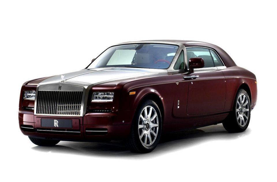 """Rolls Royce unveils new """"Ruby Limited Edition"""""""