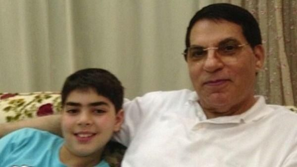 First photo surfaces of exiled Tunisian dictator Ben Ali