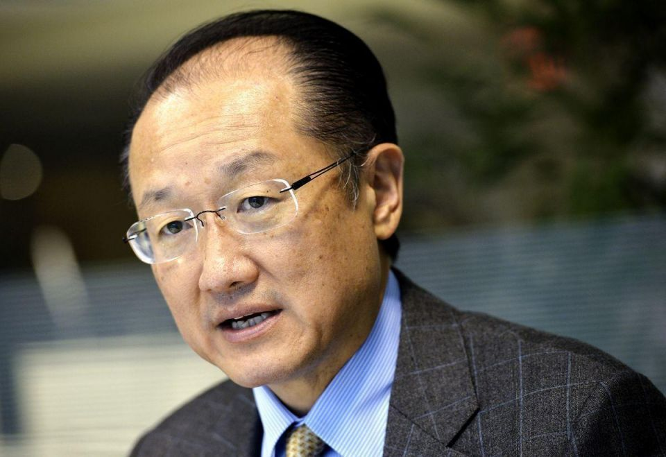 World Bank chief hails Saudi's role in Middle East