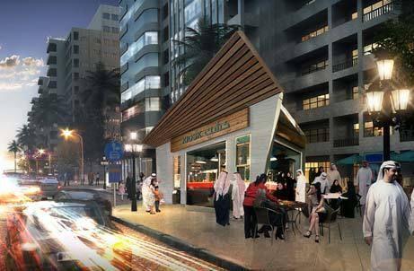 Abu Dhabi eyes investors for street kiosks