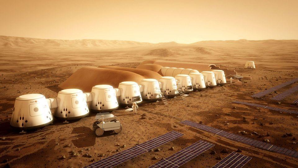 Lockheed Martin to work on new Mars project