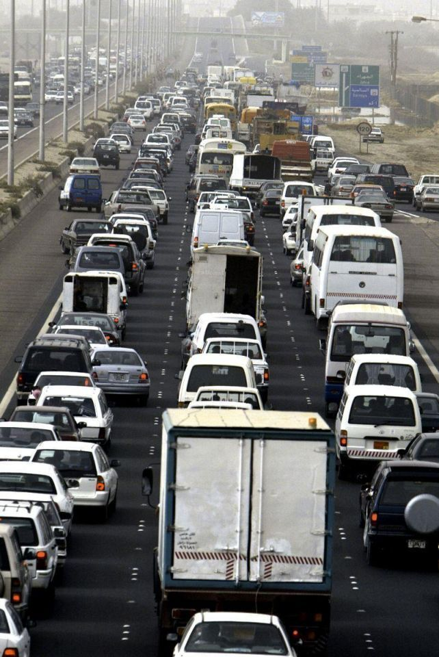Kuwaiti drivers will no longer be jailed for offences