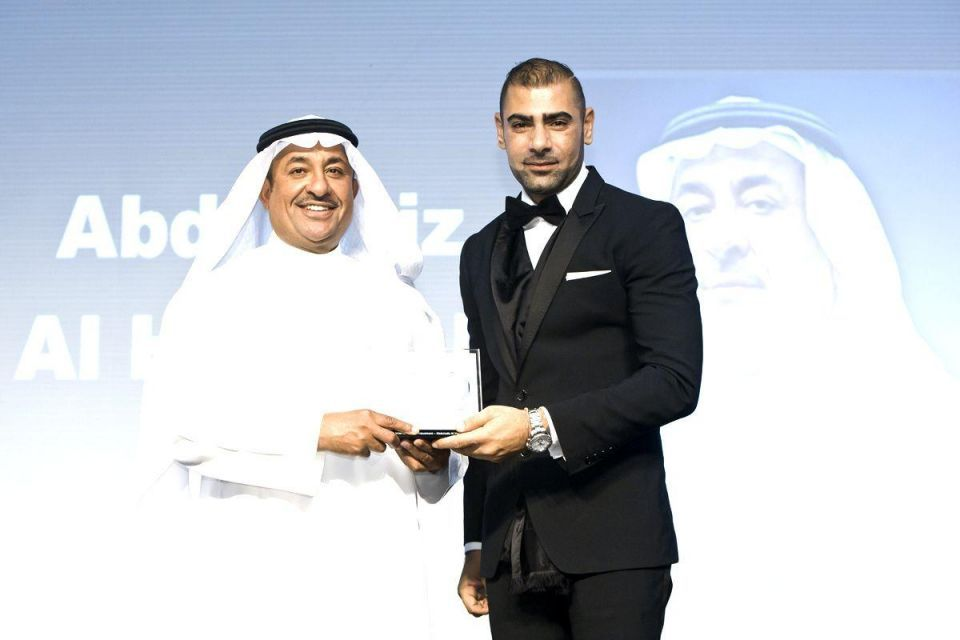 CEO Middle East Awards 2013