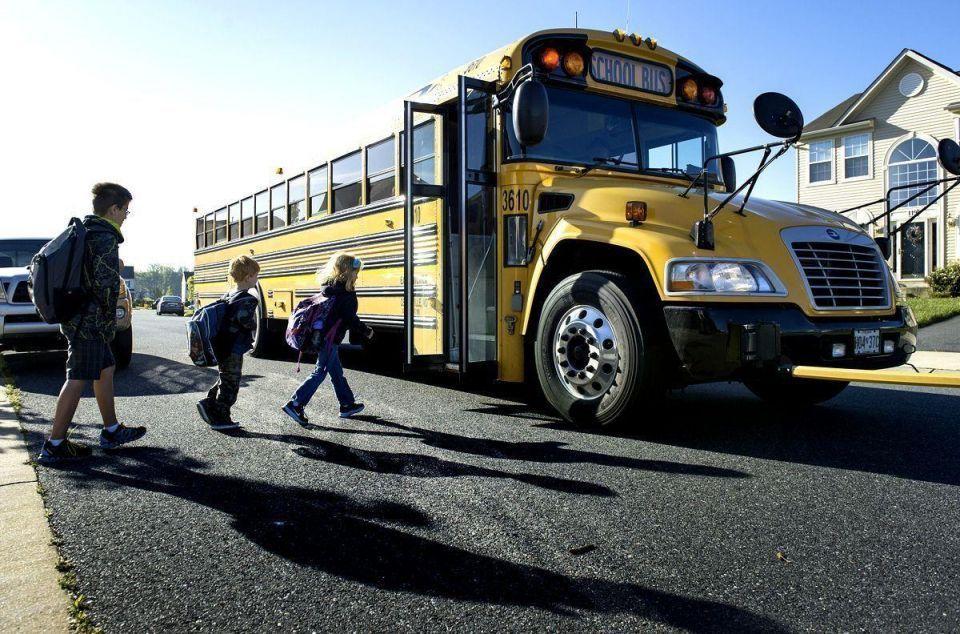 Police charge driver, supervisor after schoolgirl left on board bus