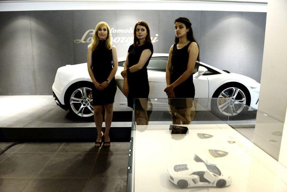 Lamborghini opens second Indian dealership