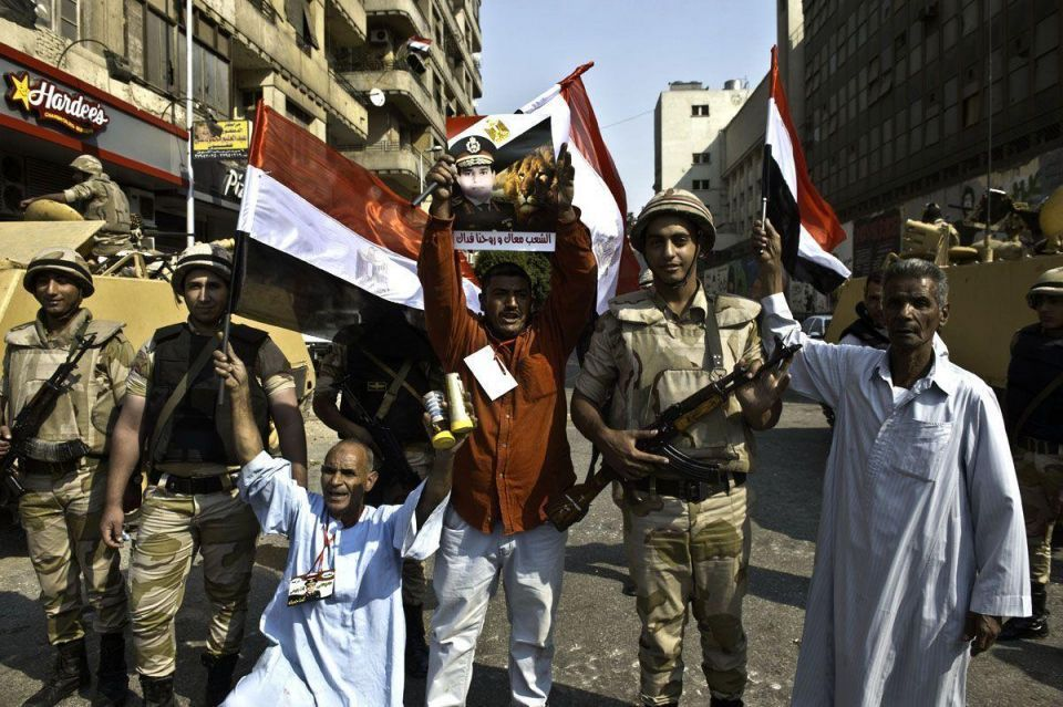 Egypt's new draft constitution may see presidential vote held first