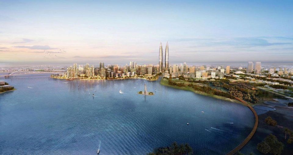 Emaar, Dubai Holding to relaunch The Lagoons