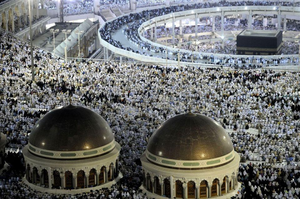 Makkah Grand Mosque extension creates space for 625,000