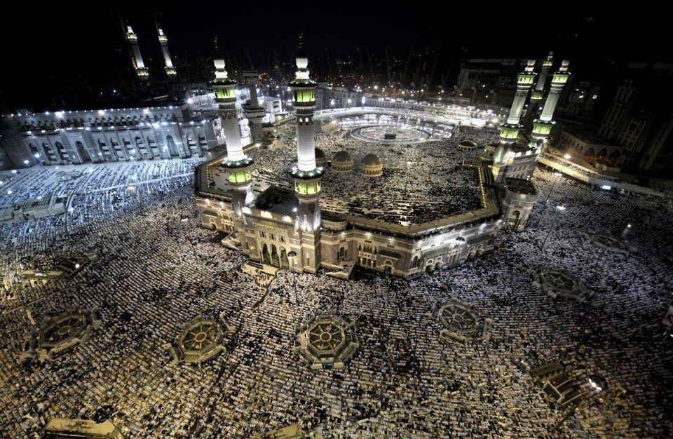 1700 illegal pilgrims intercepted on way to Grand Mosque