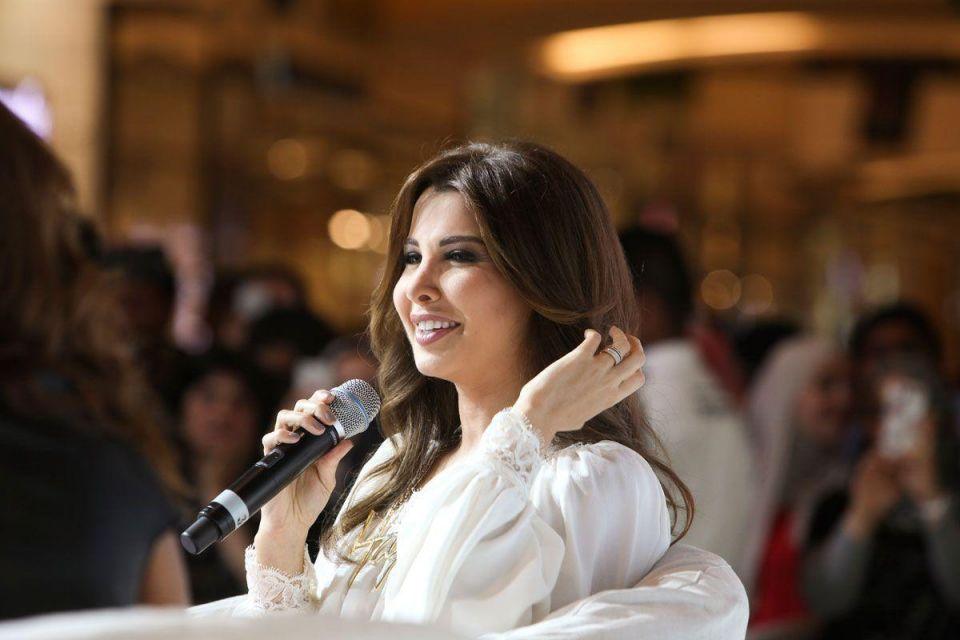 Five minutes with: Nancy Ajram