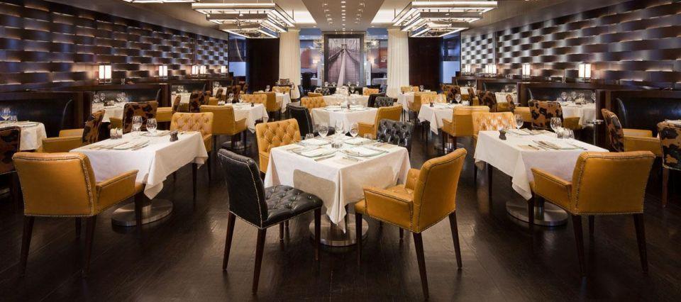 Two Gulf hotel restaurants named in world's best list