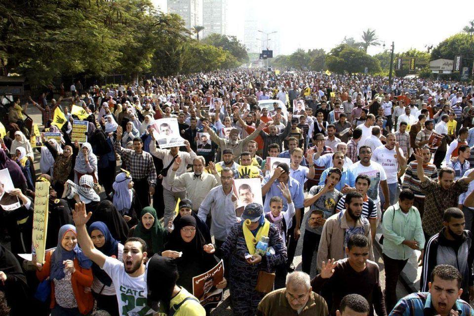 Egypt upholds death sentence on Brotherhood leader