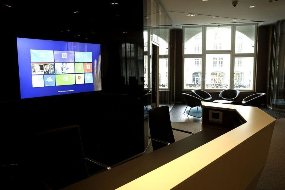 Microsoft previews new Berlin centre