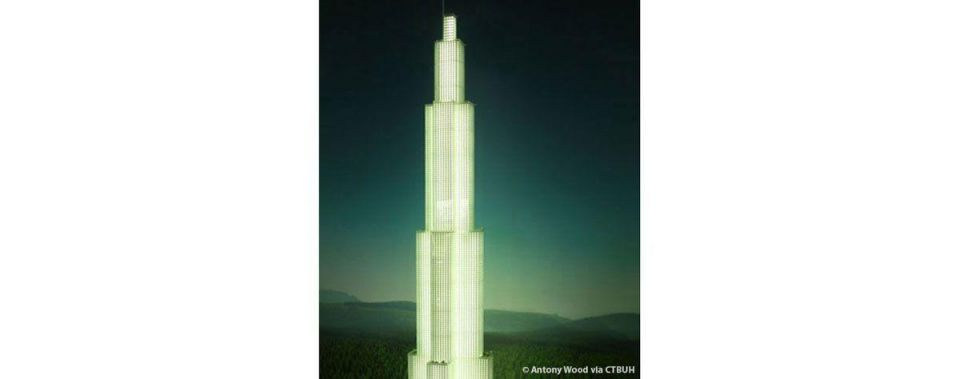 List of the world's tallest buildings