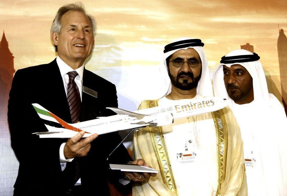 Boeing beats Airbus with $101bn Dubai Airshow orders
