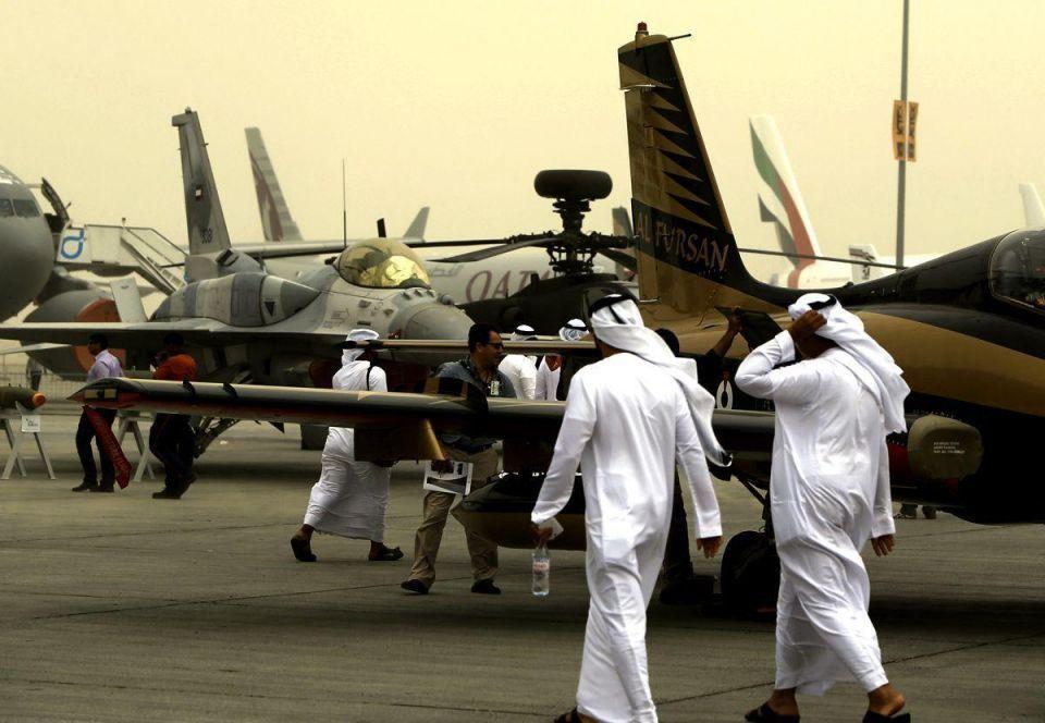 US doubles Dubai Airshow presence, amidst ongoing subsidies row