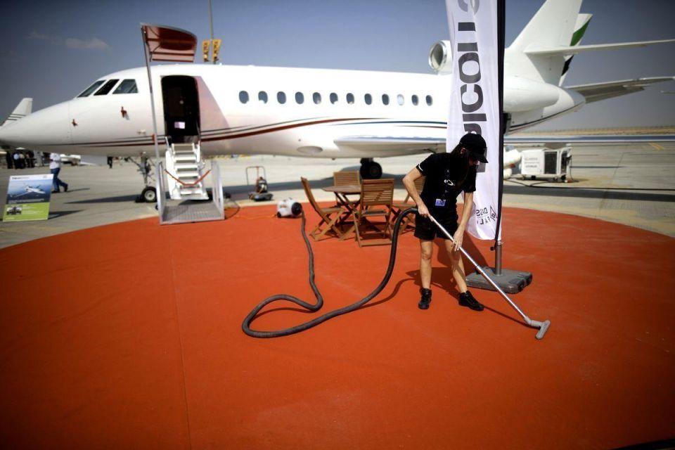 Dubai's DWC starts work on executive terminal