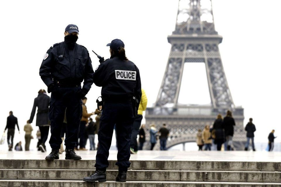 Two Qatari women tear-gassed in $5m robbery near Paris