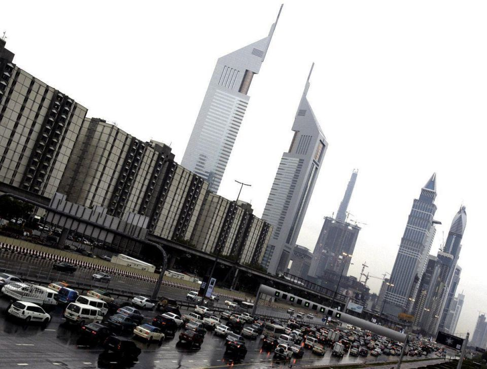 Dense fog leads to 40-car pile up on Sheikh Zayed Road