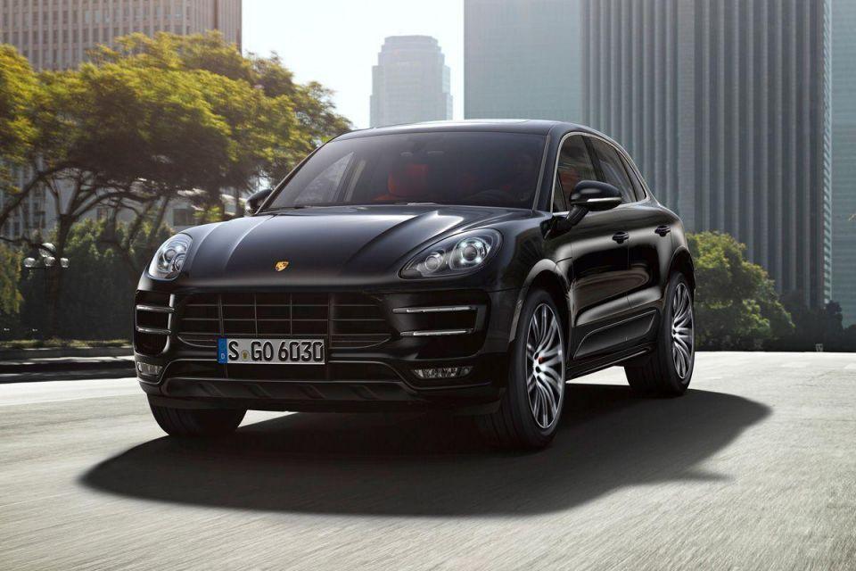 A closer look at the all new Porsche Macan