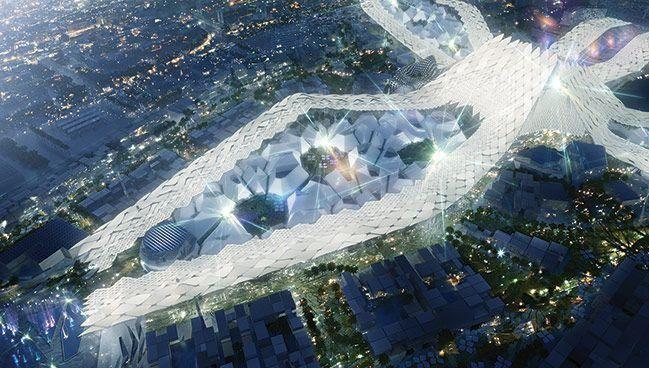Former UK Olympics chief hired to run Dubai Expo 2020