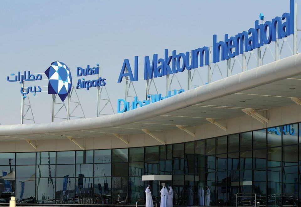 Dubai's Al Maktoum Int'l sees 42% surge in H1 cargo volumes