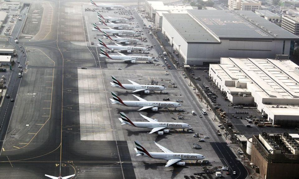 Dubai Int'l reports July traffic jump after runway maintenance