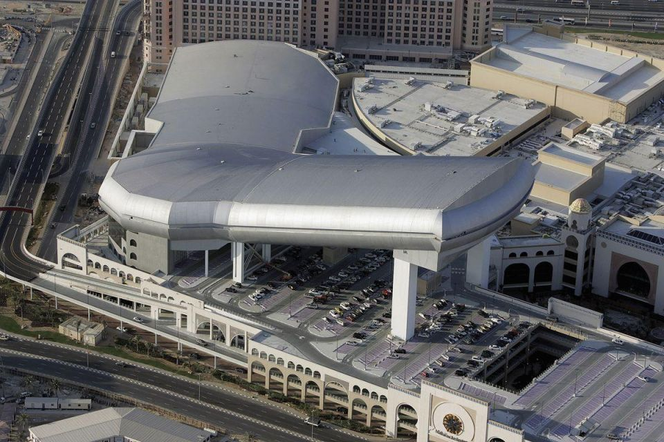 Dubai's Mall of the Emirates to complete $272m expansion by early 2015