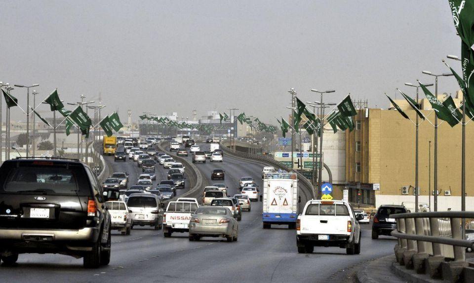 Riyadh drivers record 2.5m traffic offences in 2013