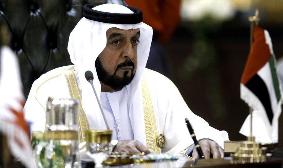UAE president sends Ramadan greetings to leaders of Arab, Islamic countries