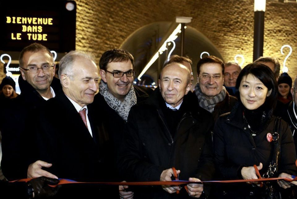 Lyon launches Festival of Lights