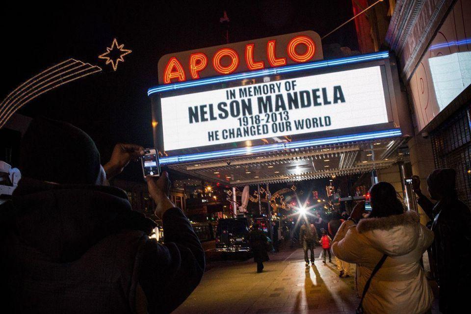 World mourns Nelson Mandela