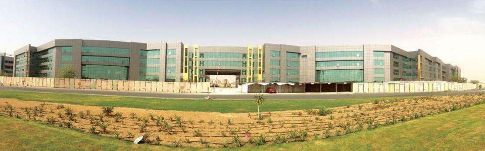 Dubai's Schon Business Park set for 2014 completion
