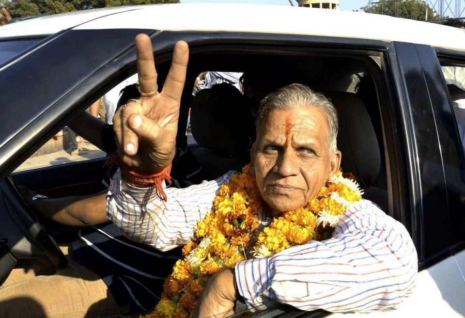 Indian opposition wins state assembly election