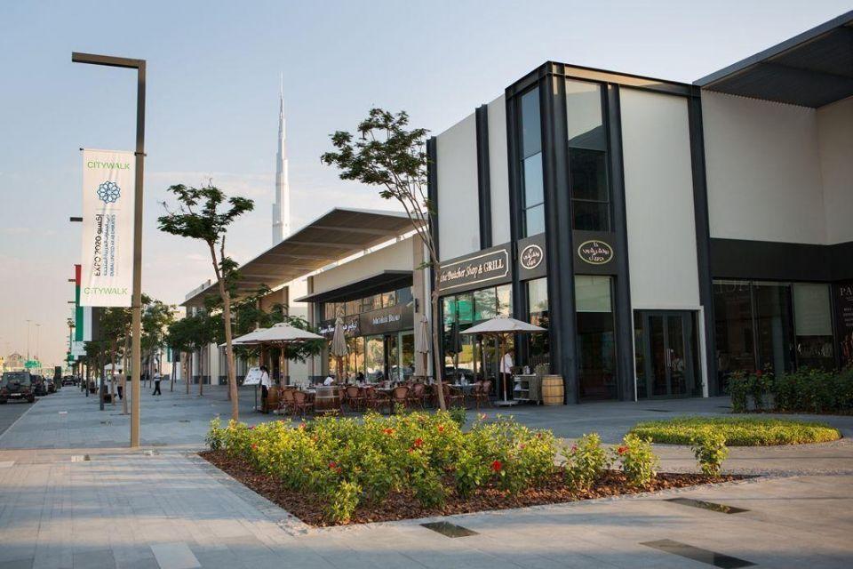 Dubai launches new European-style outdoor shopping strip
