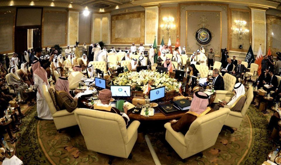 Gulf states agree on measures to heal internal rift