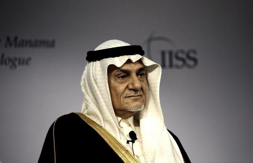 US, UK have failed Syrian rebels, says Saudi prince