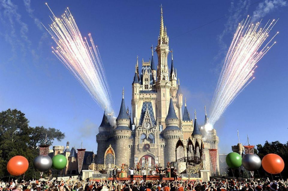 Disney in talks to build first MidEast theme park in Egypt