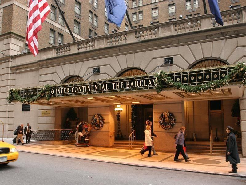 Qatar investor buys into top New York hotel for $240m