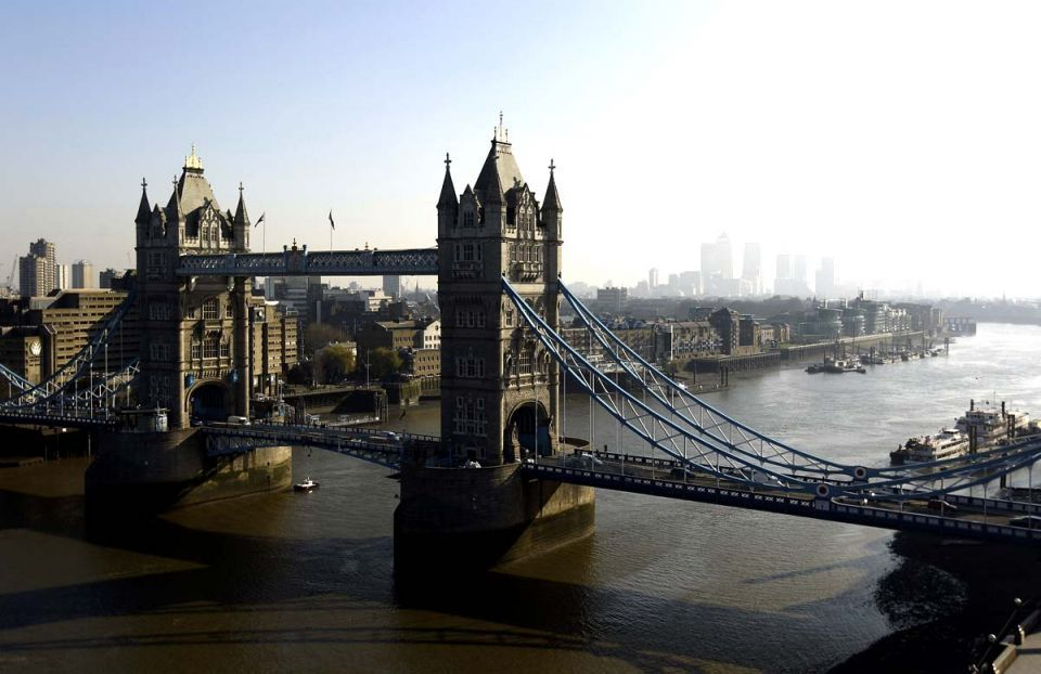 Strong growth in UAE visitors to Britain