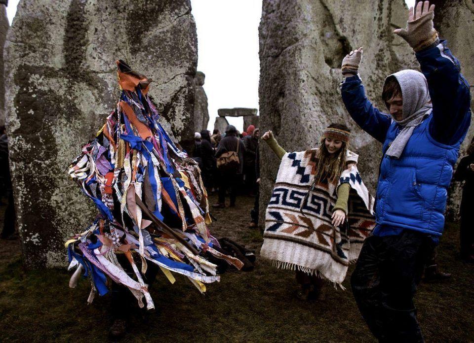 Winter Solstice at Stonehenge