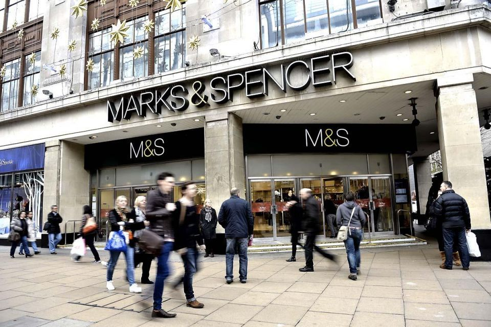 Marks & Spencer to open 10 new stores in Saudi