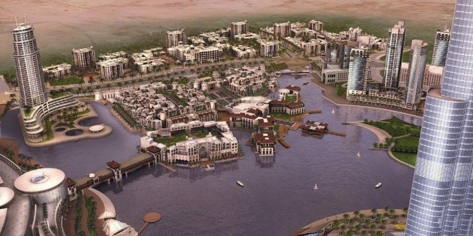 Dubai's most popular areas to buy in 2013