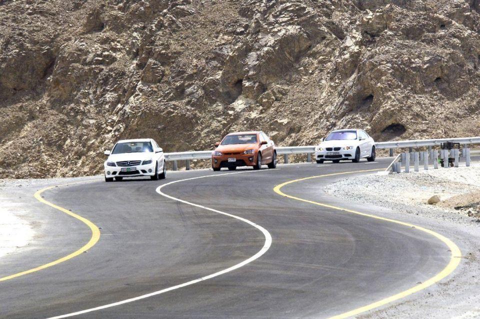 Omani traders protest UAE road tax